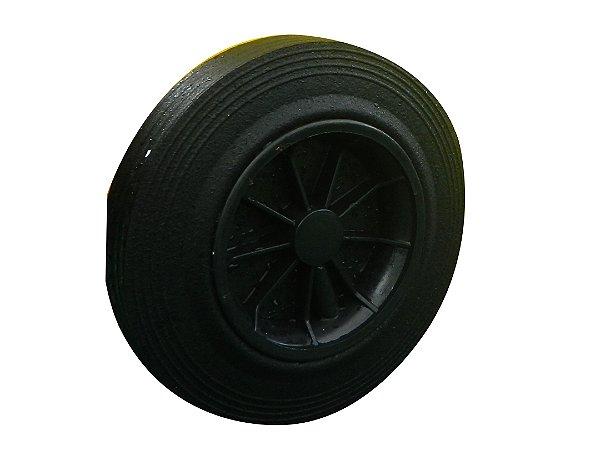 Roda 200 mm para contentor de 120 / 240 / 360 litros
