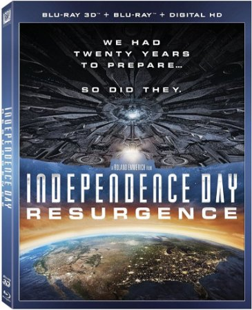 Blu-Ray 3D - Independence Day: O Ressurgimento (3D)