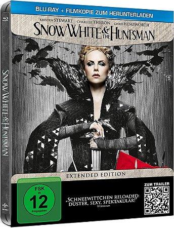 Blu-Ray - Branca de Neve e o Caçador (Steelbook)
