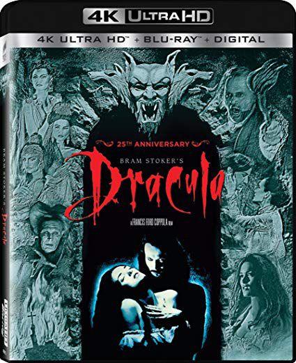 Blu-Ray 4K - Bram Stoker's Dracula
