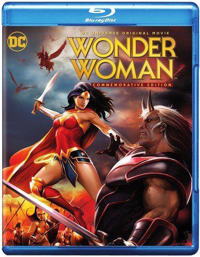 Blu-Ray - Mulher Maravilha  - Commemorative Edition