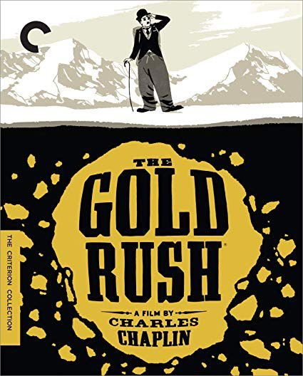 Blu-ray - The Gold Rush - Criterion Collection