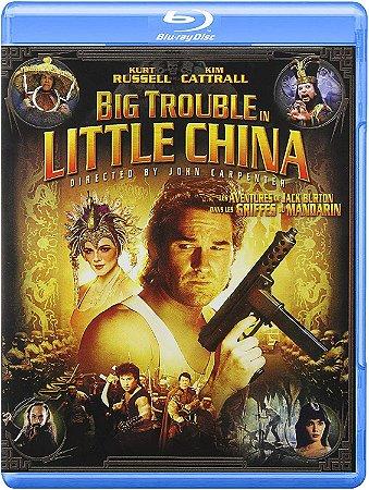 Blu-ray - Os Aventureiros do Bairro Proibido