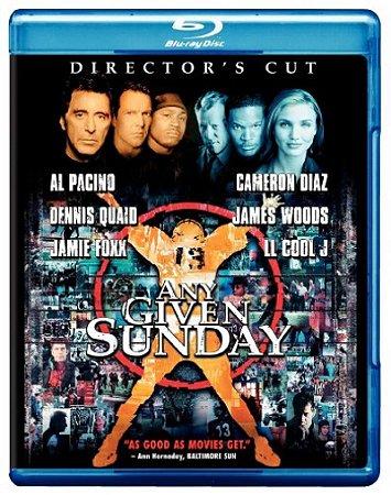 Blu-ray - Um Domingo Qualquer (Directors Cut)