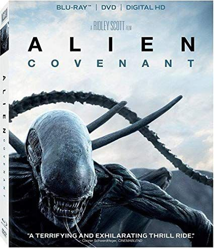 Blu-ray - Alien: Covenant