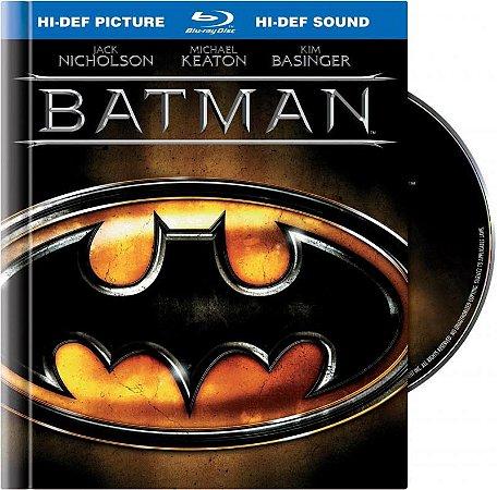 Blu-ray - Batman - 20th Anniversary Edition (Digibook)