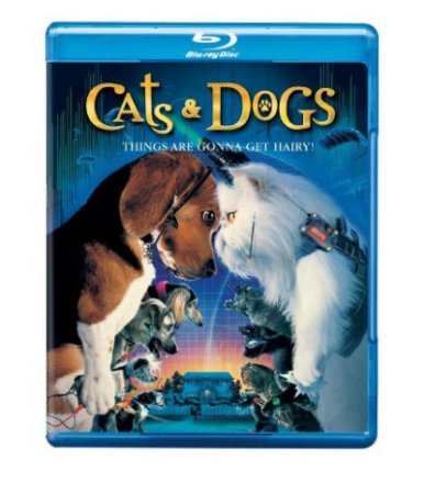 Blu-ray - Como Cães e Gatos