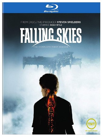 Blu-ray - Falling Skies - 1 Temporada