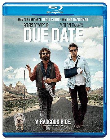 Blu-ray - Um Parto de Viagem