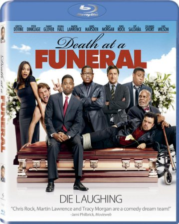 Blu-ray - Morte no Funeral
