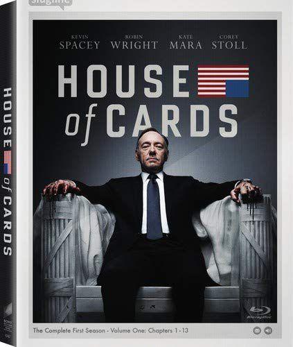 Blu-ray - House of Cards - 1 Temporada