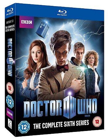 Blu-ray - Doctor Who - 6 Temporada