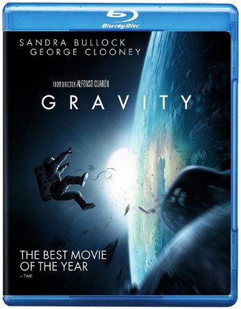 Blu-ray - Gravidade