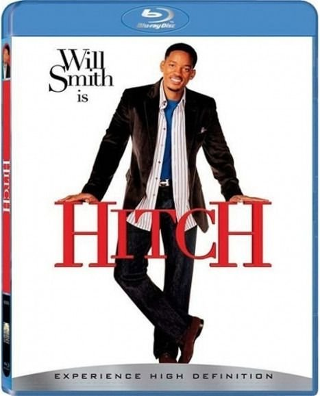 Blu-ray - Hitch - Conselheiro amoroso