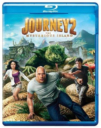 Blu-ray - Viagem 2: A Ilha Misteriosa