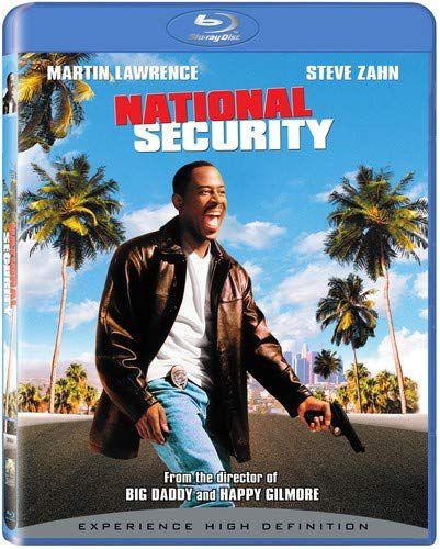 Blu-ray - Seguranca Nacional