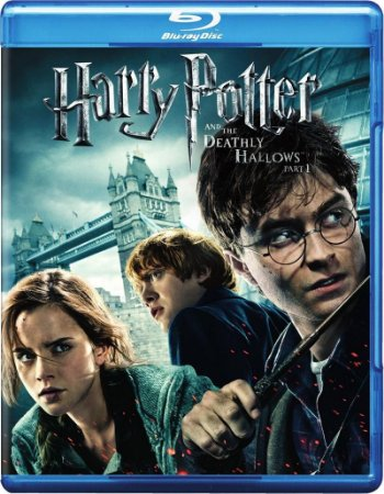 Blu-ray - Harry Potter e as Reliquias da Morte - Parte 1