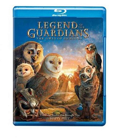 Blu-ray - A Lenda dos Guardiões
