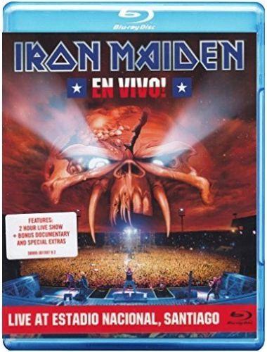 Blu-ray - Iron Maiden: En Vivo!