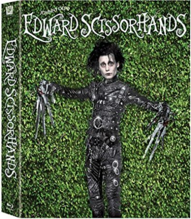 Blu-ray - Edward Mãos de Tesoura (Ultimate Collectors Edition)