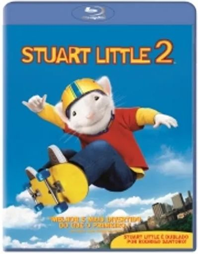 Blu-ray - O Pequeno Stuart Little 2