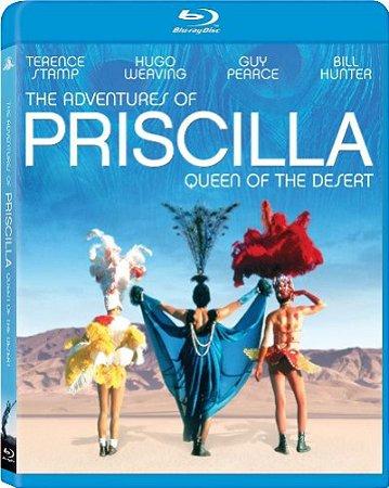 Blu-ray - Priscilla, a Rainha do Deserto