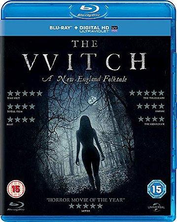 Blu-ray - A Bruxa
