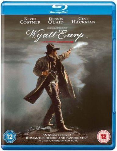 Blu-ray - Wyatt Earp