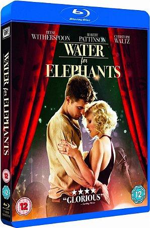 Blu-ray - Água para Elefantes