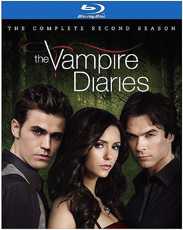 Blu-ray - Diários de um Vampiro - 2 Temporada