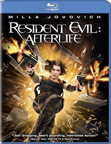 Blu-ray - Resident Evil 4: Recomeço