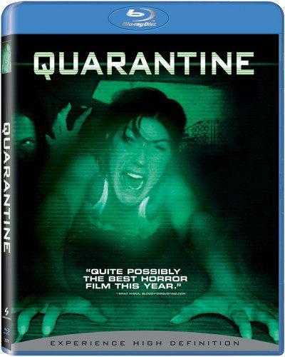 Blu-ray - Quarentena
