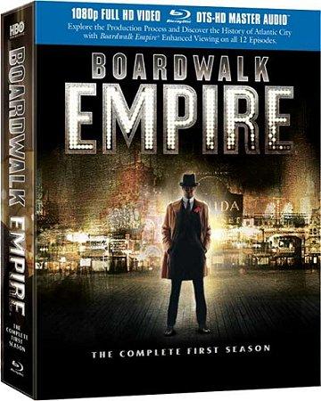 Boardwalk Empire: O Império do Contrabando - 1 Temporada