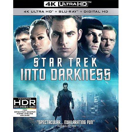 Além da Escuridão – Star Trek – 4K Ultra HD