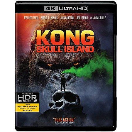 Blu-ray 4K – Kong: A Ilha da Caveira