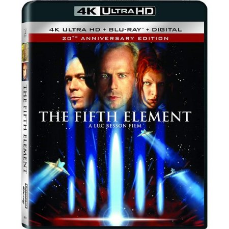 Blu-ray 4K – The Fifth Element