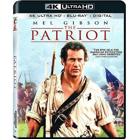 Blu-ray 4K – O Patriota