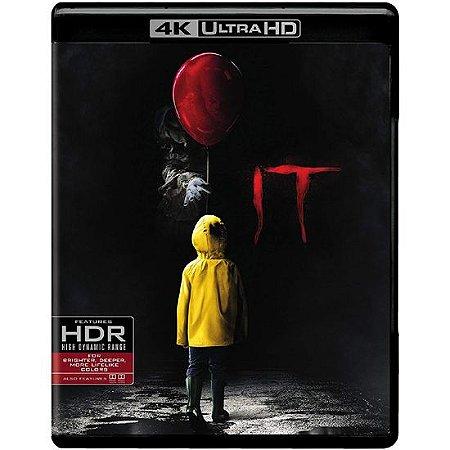 Blu-ray 4K – It: A Coisa