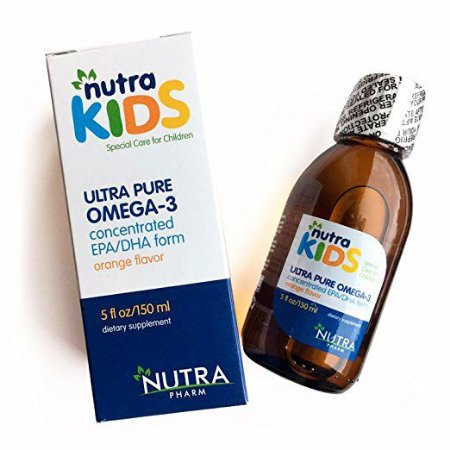 Ultra Pure Omega-3 - Nutra Kids - 150ml