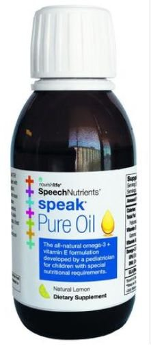Speak Pure Oil - Lifetrients - 89,9ml