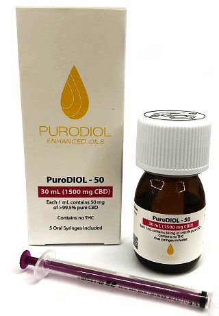 Purodiol 1500/6000mg - 30ml