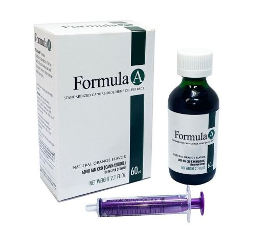 Formula A 6000mg - 60ml
