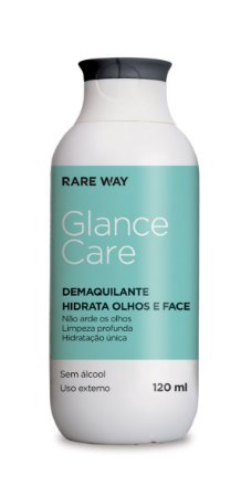 Demaquilante Hidratante Olhos e Face Glance Care - 120ml