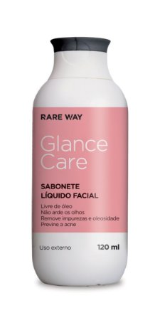 Sabonete Líquido Facial Glance Care - 120ML