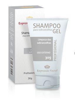 Shampoo Gel para Sobrancelha - Expressão Facial