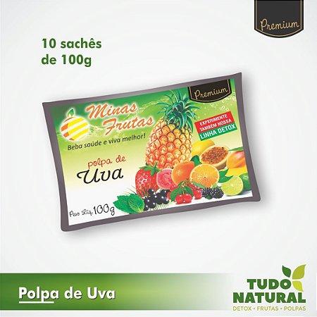 Polpa De Uva (10 un.)