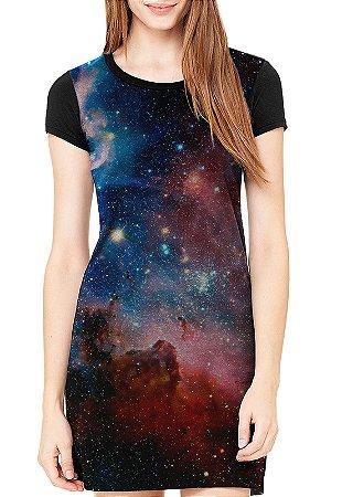 Vestido - Galaxy