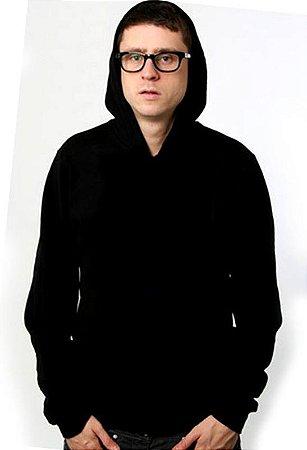 Moletom Chess Clothing Preto Basic