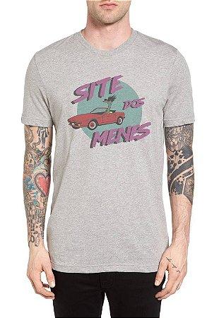 Camiseta - Avestruz Cadillac - Site dos Menes
