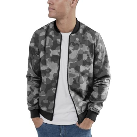 Jaqueta Bomber Chess Clothing Camo